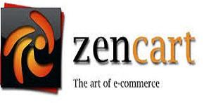Zen cart online store